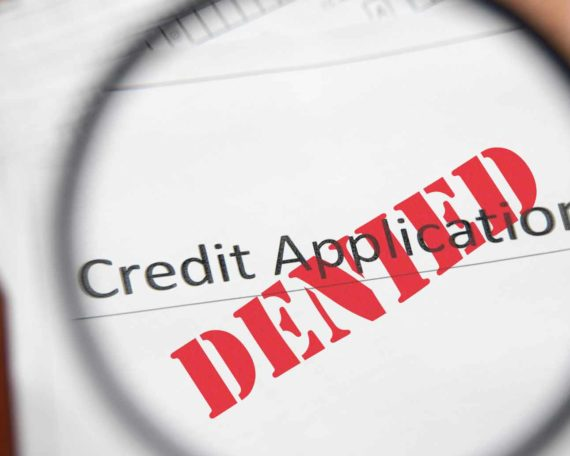 BEEN DECLINED BY YOUR BANK? POOR CREDIT HISTORY?