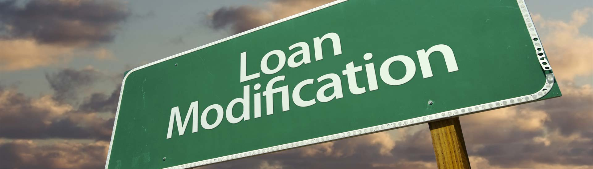 LOAN MODIFICATION MERCHANT PROCESSING SERVICES